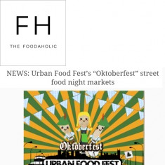 The Foodaholic