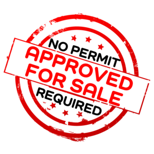Approved for sale