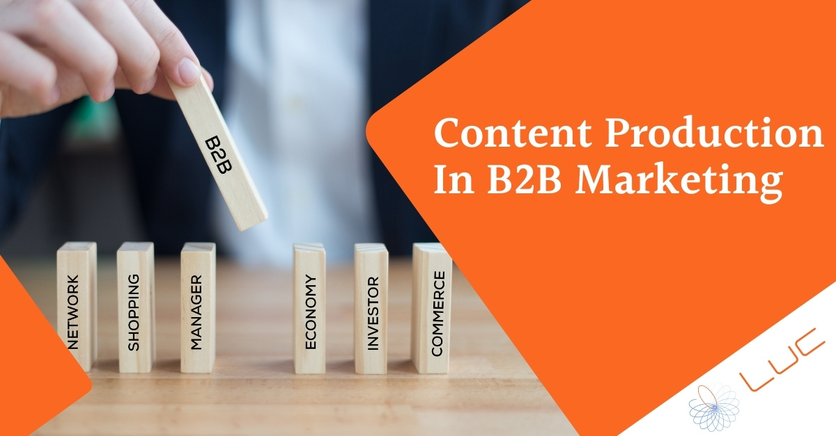 Content Production in B2B Marketing