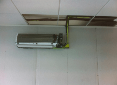 Daikin 3.5 kw wall mounted air conditioning unit