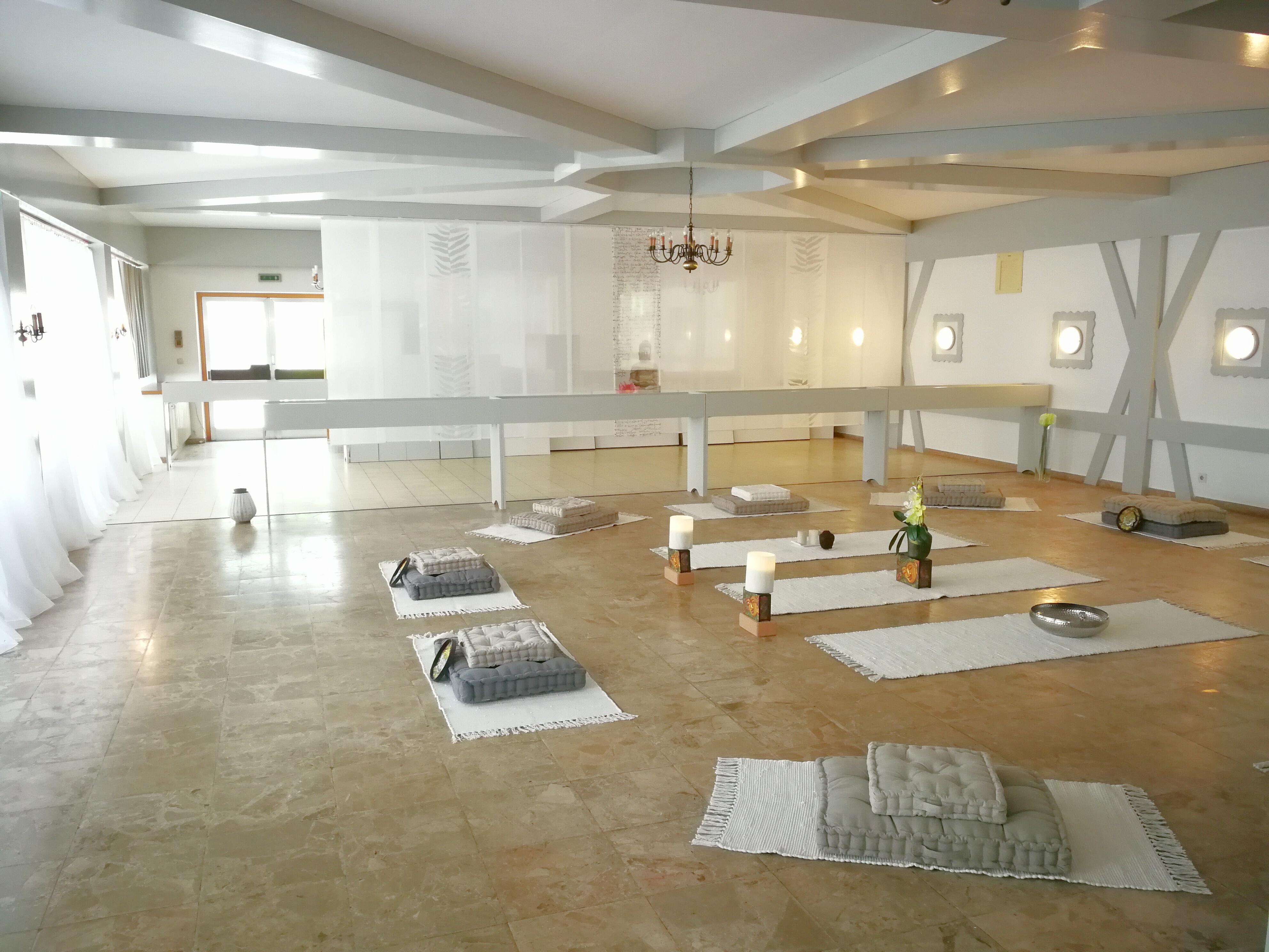 Meditationsraum & Yogasaal