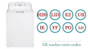 GE washer machine errors | Appliancescare