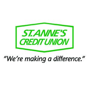 St. Anne's Credit Union Logo