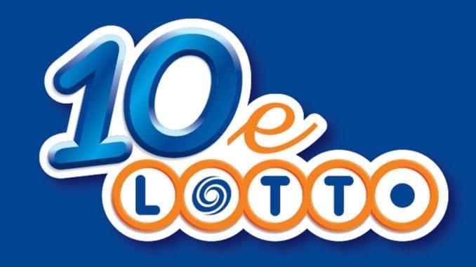 10 e Lotto estrazione