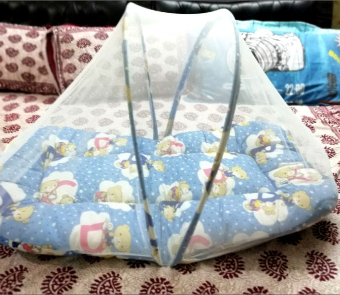 Use of Mosquito Net Bed for Babies