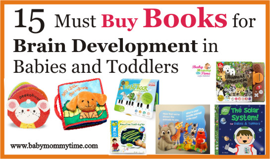15 Must Buy Books for Brain Development in Babies and Toddlers