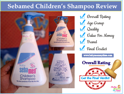 Sebamed Children's Shampoo Review