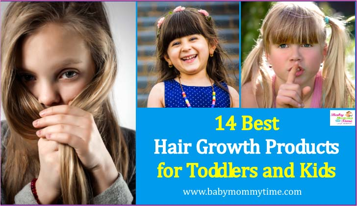 14 Best Hair Growth Products for Toddlers and Kids