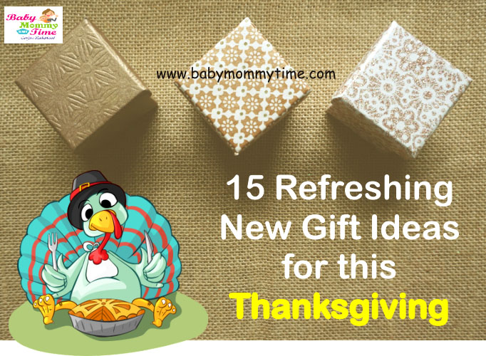 15 Refreshing New Gift Ideas for this Thanksgiving