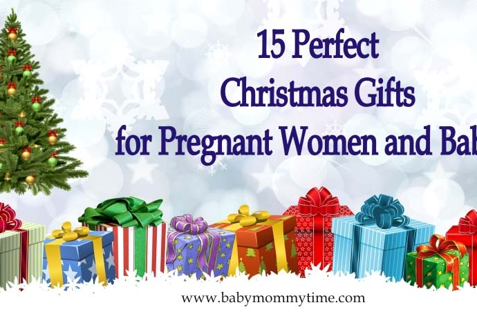 15 Perfect Christmas Gifts for Pregnant Women and Babies