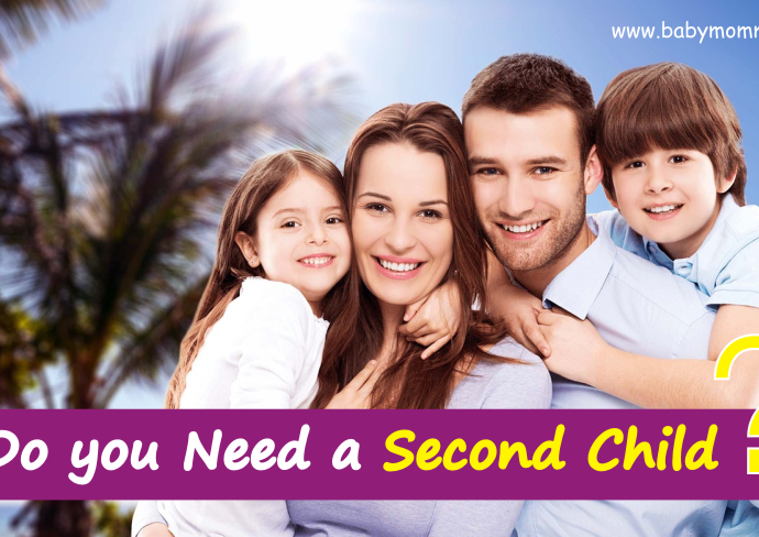 Do you Need a Second Child?