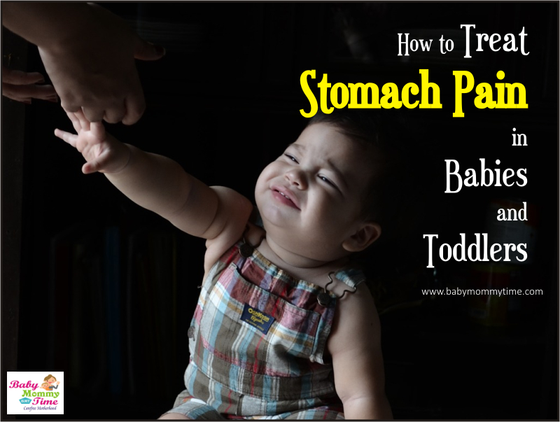 How to Treat Stomach Pain in Babies and Toddlers