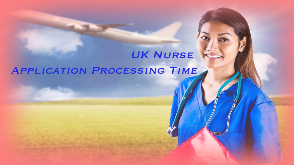 UK Nurse processing Time