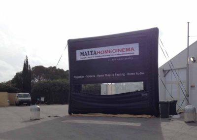 Inflatable Billboard 6m x 4m