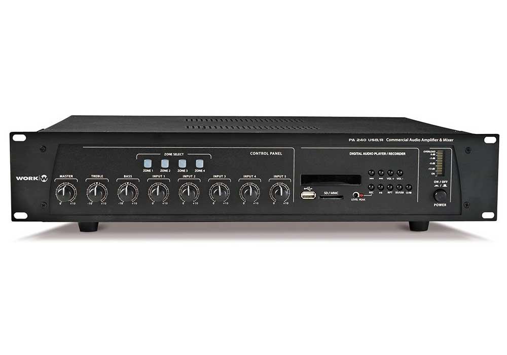 amplifiers-work-PA 240 USB R