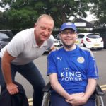 Andy Gubbins with Matt Elliott
