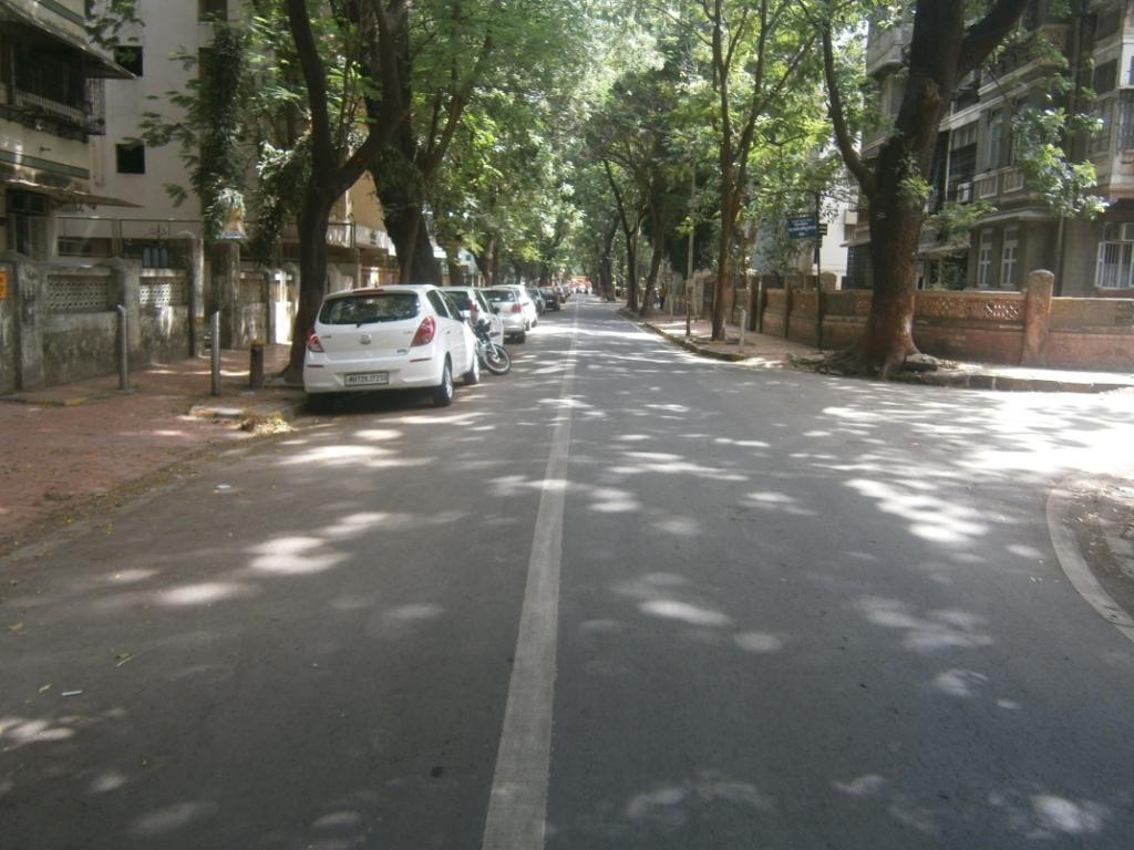 road resurfacing work