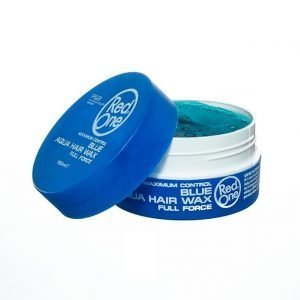 Blue Hair Wax