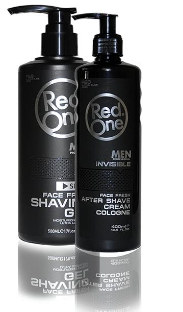 shaving red one