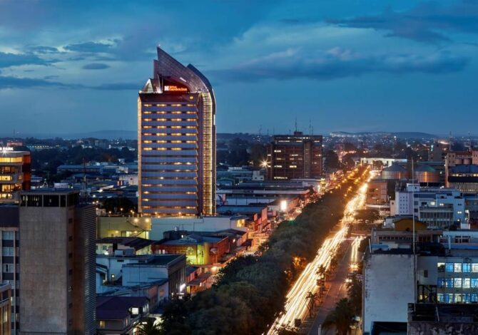 Top 5 Largest towns In Zambia by Population
