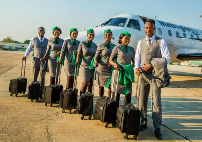 Top 5 Airlines In Zambia