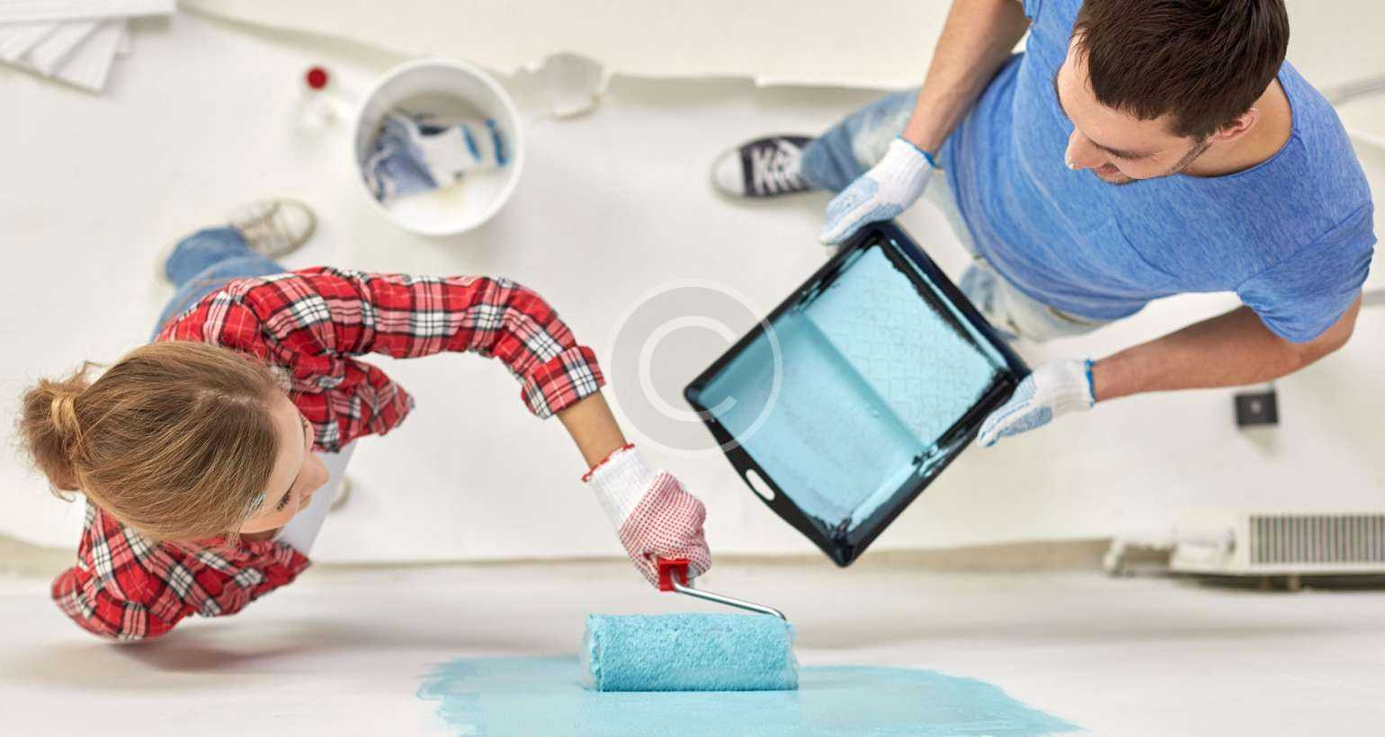 Plan Ahead for Interior Painting