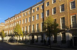 Nieuw kantoor Fiduciam Londen