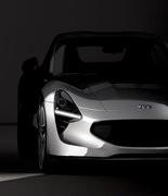 Fiduciam faciliteert de lancering van een nieuwe sportauto