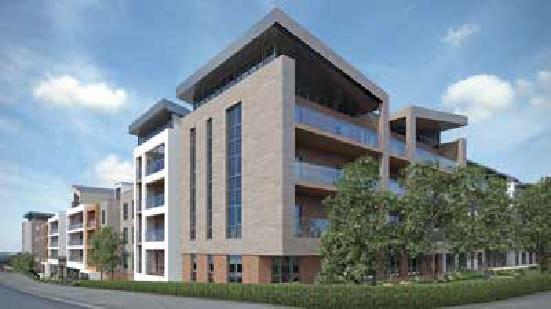 The Extracare Charitable Trust Longbridge Retirement Village