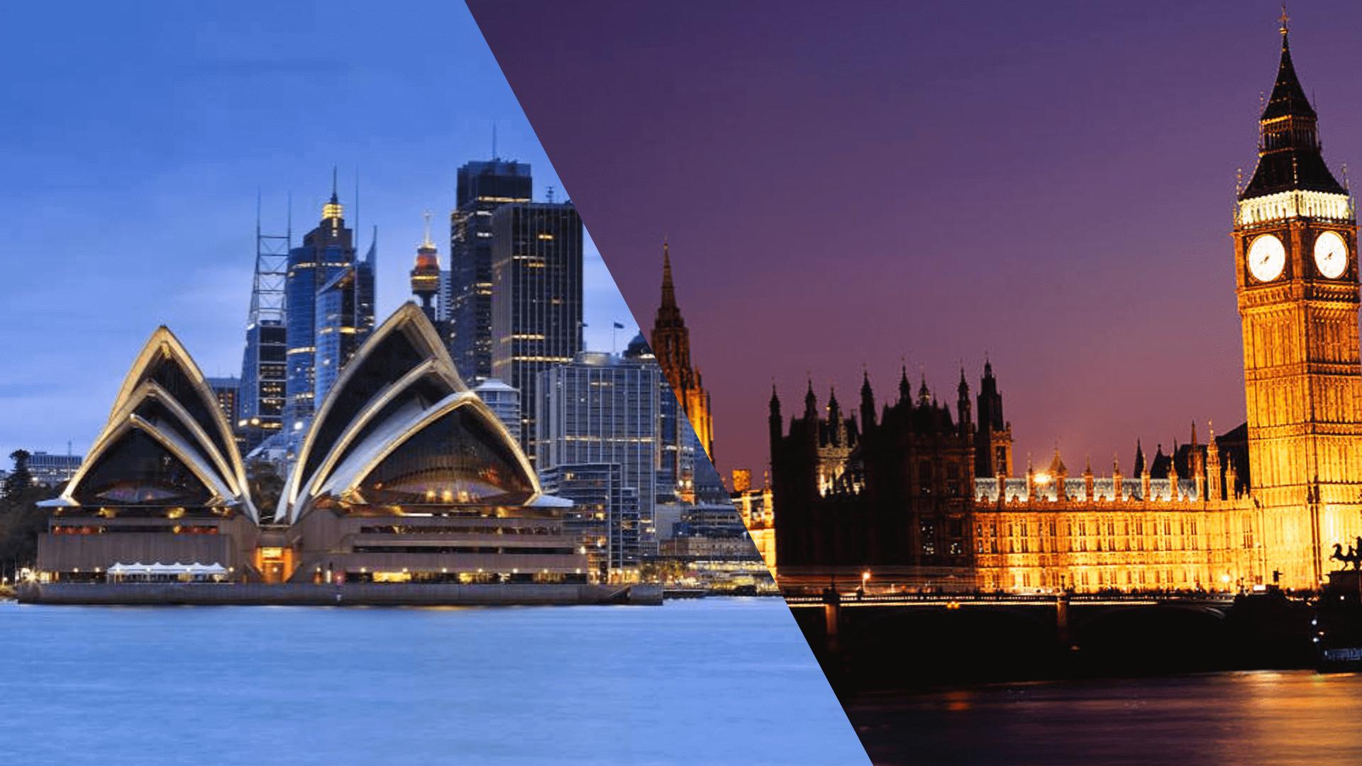 Sydney-London