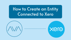 How to Create an Entity Connected to Xero