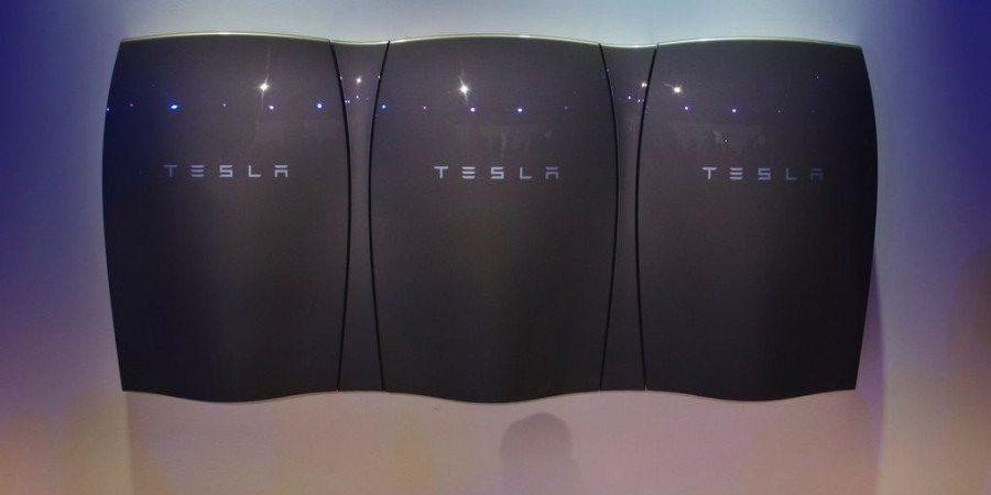 Elon Musk - Tesla Powerwall