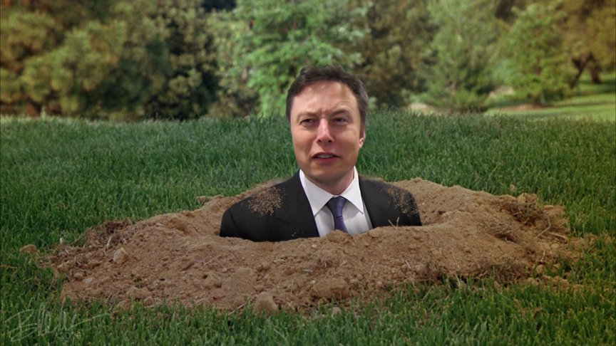 Elon Musk - The boring company
