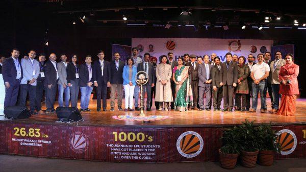Biggest Ever HR Conclave at LPU