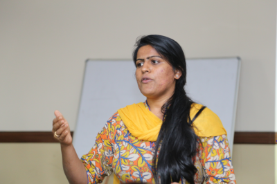 LPU School of Law organised a Guest Lecture on Comparative Competition Law