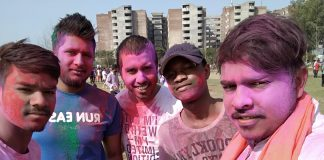 Holi From an African Perspective