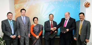 LPU signs MoU and Articulation Agreement with Heriot-Watt University (UK)
