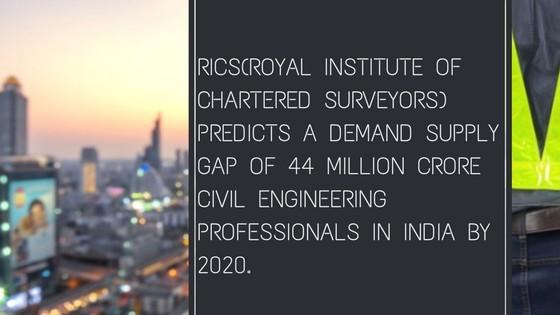 scope of civil engineering in_india
