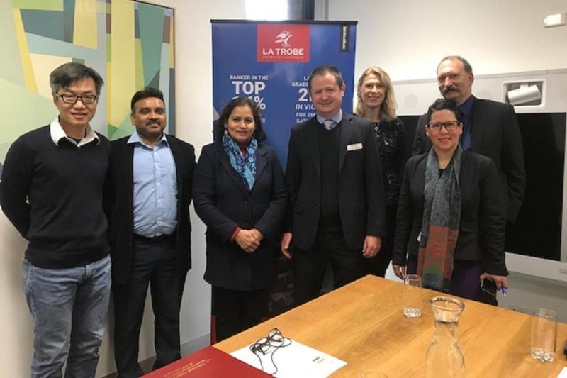 LPU signs MoU with one of the Australia's Top University, La Trobe University