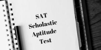 SAT Scholastic Aptitude Test