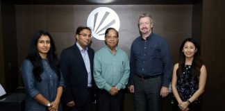 Delegates From Curtin University Australia Visit LPU (2)