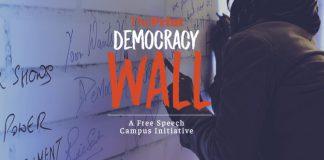 ThePrint's Democracy Wall is Coming to LPU