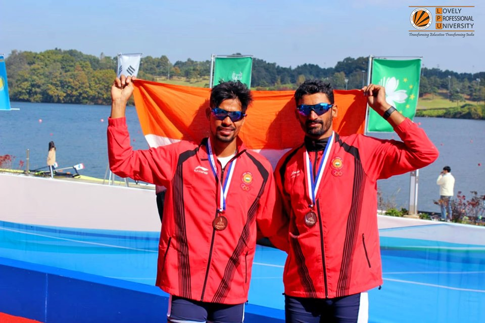 19th Asian Rowing Championships, South Korea