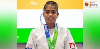 Judo Champion