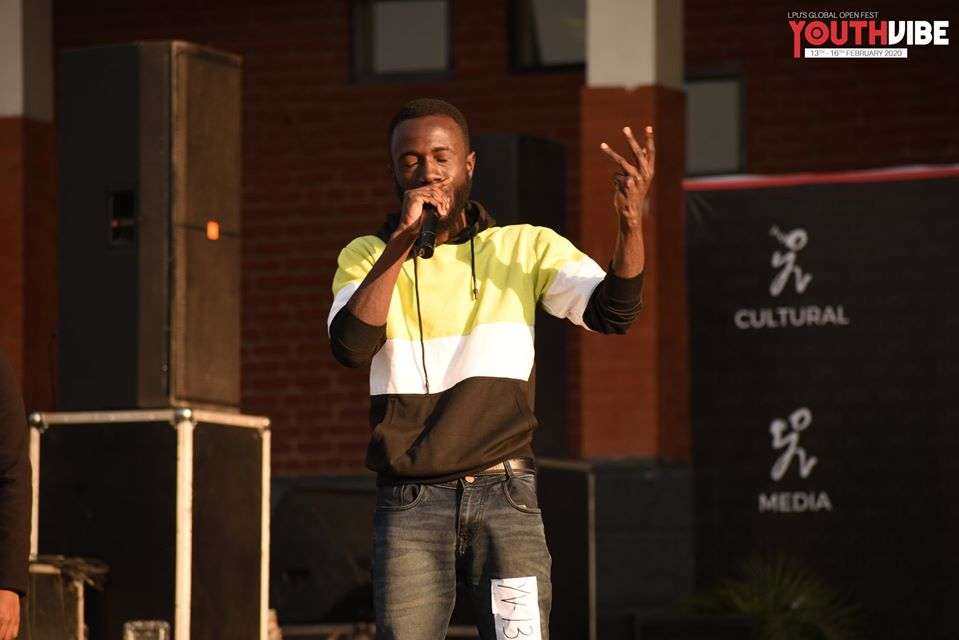 Emerging Talents at Voice of Youth & Rapstar: YouthVibe 2020