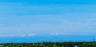 Dhauladhar Mountains from LPU