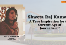 LPU Alumna, Shweta Raj Kanwar