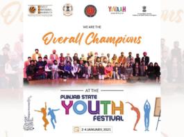 Punjab State Youth Festival 2021