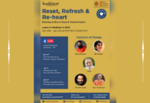 Reset, Refresh, and Re-Heart