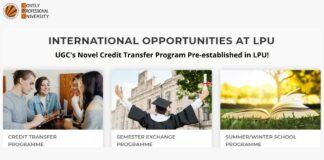 Credit Transfer at LPU